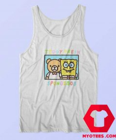 Teddy Fresh X SpongeBob SquarePants Tank Top