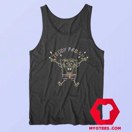 Teddy Fresh X Spongebob Embroidered Tank Top