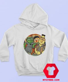 The BIg Lebowski Dude Walter Muppets Hoodie
