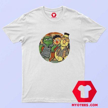 The BIg Lebowski Dude Walter Muppets T Shirt