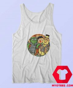 The BIg Lebowski Dude Walter Muppets Tank Top