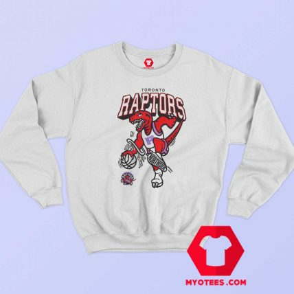 Toronto Mitchell Ness Raptors Sweatshirt