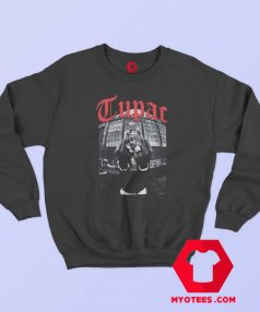 Tupac Shakur Birds Middle Finger Sweatshirt