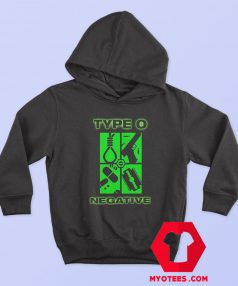 Type O Negative Doom Metal Band Hoodie