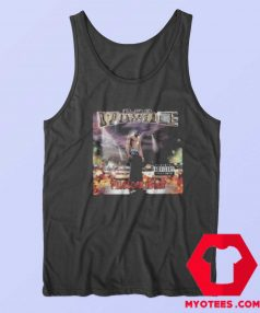 Vintage Lil Wayne Block Is Hot Unisex Tank Top