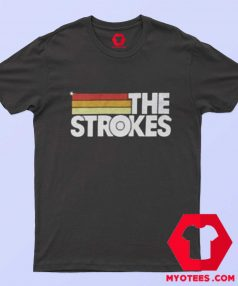 Vintage The Strokes Rock Band Unisex T Shirt