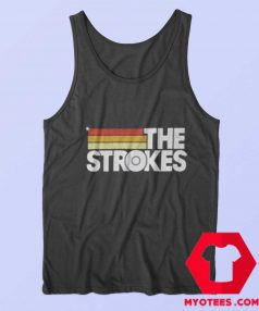 Vintage The Strokes Rock Band Unisex Tank Top