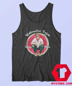 Watermelon Sugar Harry Style Fan Tank Top