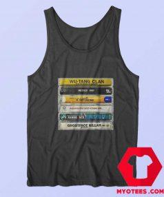 Wu Tang Clan Hip Hop Cassette Tape Tank Top