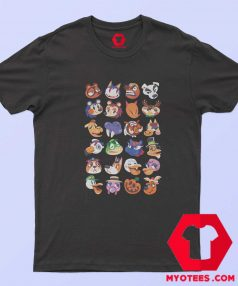 Animal Crossing Meet The Neighbors T Shirt