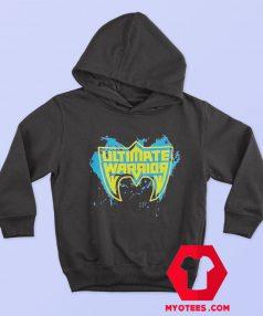 Authentic WWE Neon Ultimate Warrior Hoodie