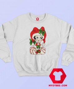 Betty Boop Cute action Christmas Unisex Sweatshirt