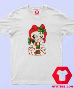 Betty Boop Cute action Christmas Unisex T Shirt