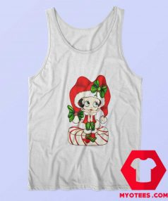 Betty Boop Cute action Christmas Unisex Tank Top