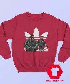 Biggie Smalls the Don Athletic Winter Sweatshirt