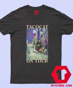 Buy Tatocat Band The Crofood On Tour T Shirt