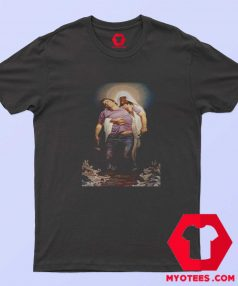 Christian The Forgiven Painting Unisex T Shirt