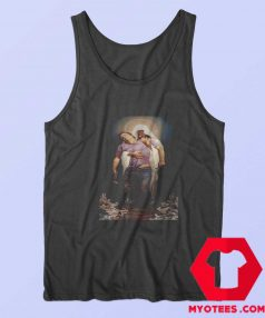 Christian The Forgiven Painting Unisex Tank Top