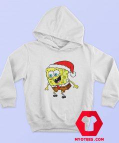 Christmas Day Spongebob TV Cartoon Hoodie