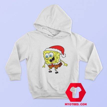 Christmas Day Spongebob TV Cartoon Hoodie