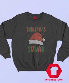 Christmas Squad Funny Xmas Unisex Sweatshirt