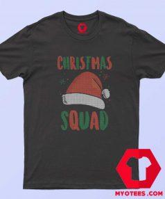 Christmas Squad Funny Xmas Unisex T Shirt