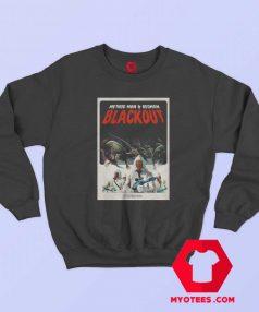 Classic Mothod And Redman Blackout Sweatshirt