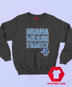 Disney Ohana Means Family Unisex Sweatshirt