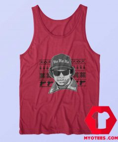 Eazy E Ugly Christmas Dre Ice Cube Tank Top