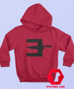 Eminem Music To Be Murdered By Logo Hoodie