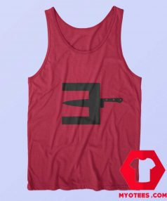 Eminem Music To Be Murdered By Logo Tank Top