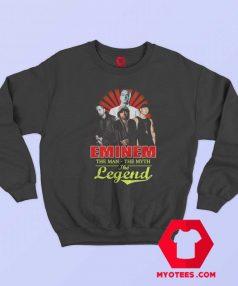 Eminem Than Man The Myth The Legend Sweatshirt