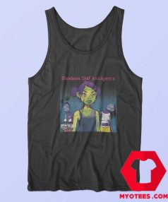 Frankenstein Mindless Self Indulgence Tank Top
