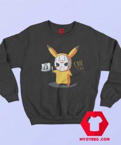 Friday The 13th Pokemon Halloween Sweatshirt