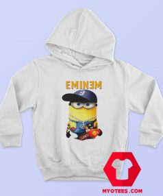 Funny Minnions Eminem Parody Hoodie