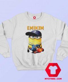 Funny Minnions Eminem Parody Sweatshirt