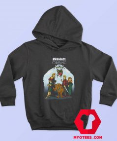 Funny Mystery Is Coming Scooby Doo Hoodie