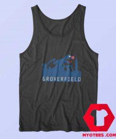 Grover Joke Cloverfield Funny Movie Tank Top