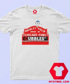 Harry Styles Wrigley Field Chicago Cubs T Shirt