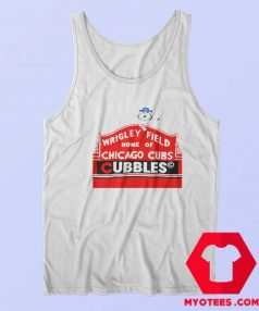 Harry Styles Wrigley Field Chicago Cubs Tank Top
