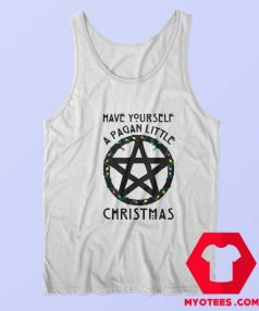 Have Yourself A Pagan Little Christmas Tank Top
