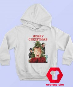 Home Alone Funny Christmas Unisex Hoodie