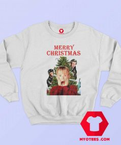 Home Alone Funny Christmas Unisex Sweatshirt