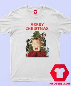 Home Alone Funny Christmas Unisex T Shirt