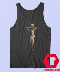 Jesus Christ On The Cross Christian Tank Top