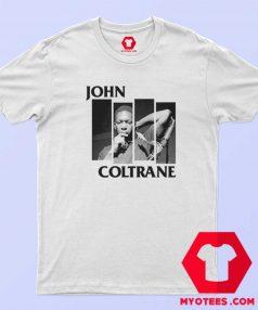 John Coltrane x Black Flag Unisex T Shirt