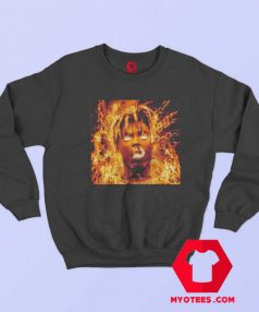Legend Never Die Juice Wrld Fire All Color Sweatshirt