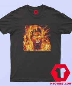 Legend Never Die Juice Wrld Fire All Color T Shirt