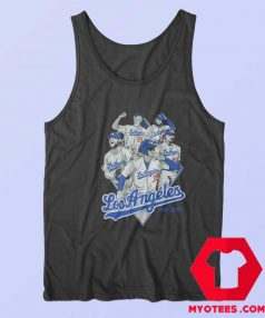 Los Angeles Dodgers LA Champions Tank Top