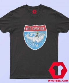 Machine Gun Kelly Road Trippin Tour T Shirt
